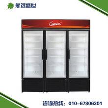 厨房四门冷藏冷冻柜立式冷藏冷冻保鲜柜立式六门冷冻冰柜双机双温厨房柜