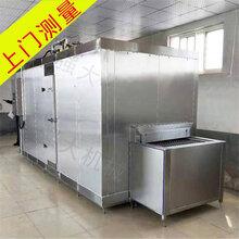 隧道式冷凍設備肉類冷凍設備圖片