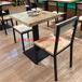 米线店装修效果图惠州米线店桌椅哪里可以定制