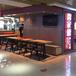 深圳连锁餐厅家具公司高档火锅店桌椅厂家