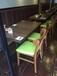 龙岗快餐厅桌椅定制厂家