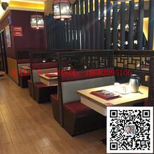 潮州卡座沙发深圳餐厅家具定制哪家好?