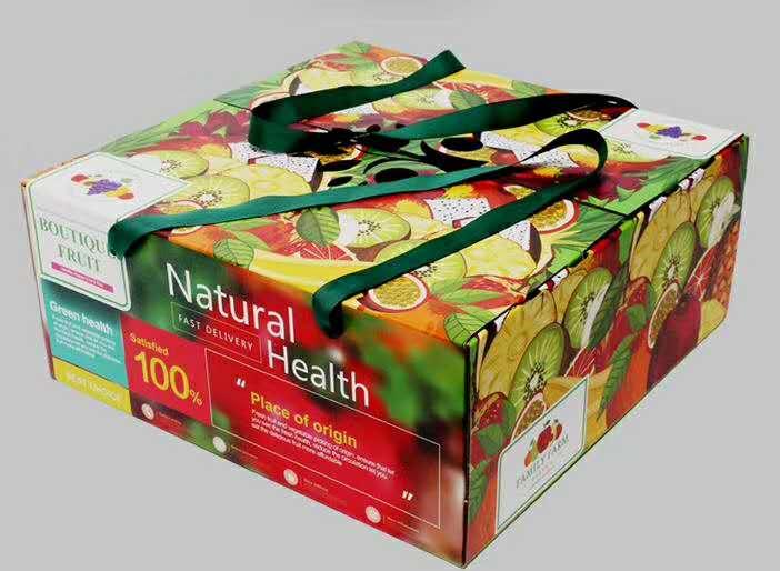 桂林水果礼盒生产批发