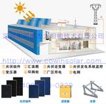 可多为工商业分布系统式工商业太阳能发电系统分布式光伏发电系统