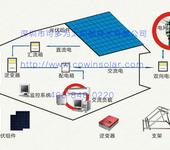 可多为家庭分布式系统家庭太阳能发电系统可多为户用发电系统