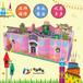 大型室内儿童乐园亲子乐园森林主题淘气堡新颖电动淘气堡组合