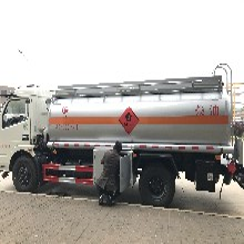 河南5吨油罐车加油车运油车半挂运油车普货油罐车