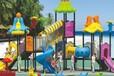 郑州幼儿园组合滑梯益智玩具