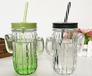仙人掌杯子,玻璃杯,仙人掌杯子厂家