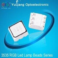 热卖宇亮三防特色系列晶元/科瑞芯片5050RGB灯珠产品