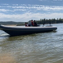 8.6米鋁合金釣魚船釣魚艇快艇圖片