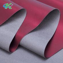 科晟皮革丝绸超纤TPU革高档鞋材超纤皮箱包tpu革电子包装皮革图片
