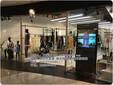 服装专卖店防盗系统服装防盗磁门安装