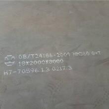 朝阳莱钢NM360耐磨钢板图片