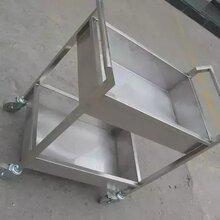 成都做不锈钢推车平板车厂家