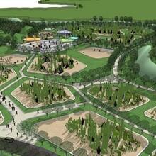 农业园制作生态餐厅观光园设计施工