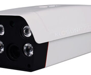 中山安防监控数字高清全彩红外枪型摄像机图片