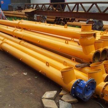 西山螺旋输送机专业生产