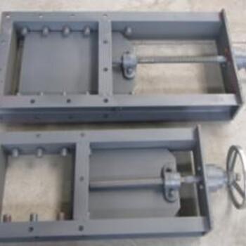 河北沧州生产海红蕊机械手动刀型阀电动插板阀质量可靠