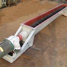 山西LS型石灰粉螺旋输送机物料输送机图片