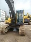 沃尔沃210B二手挖掘机进口挖掘机旧挖掘机二手挖掘机价格二手挖掘机市场图片