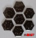 淄博腾翔床垫锗片永安特价促销六角贴片床垫锗片的主要功效