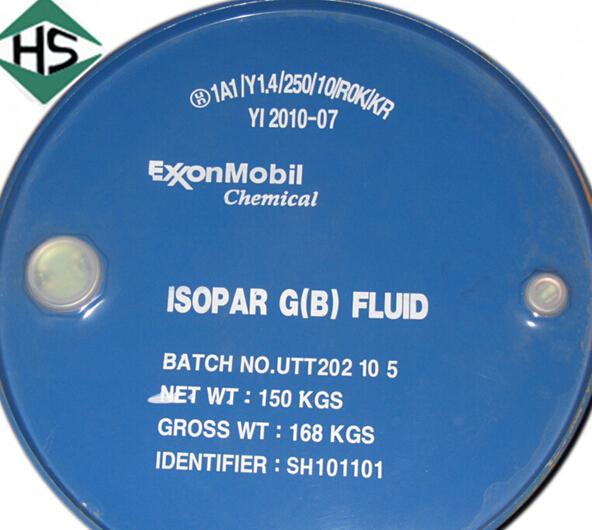 埃克森美孚异构烷烃溶剂油IsoparG