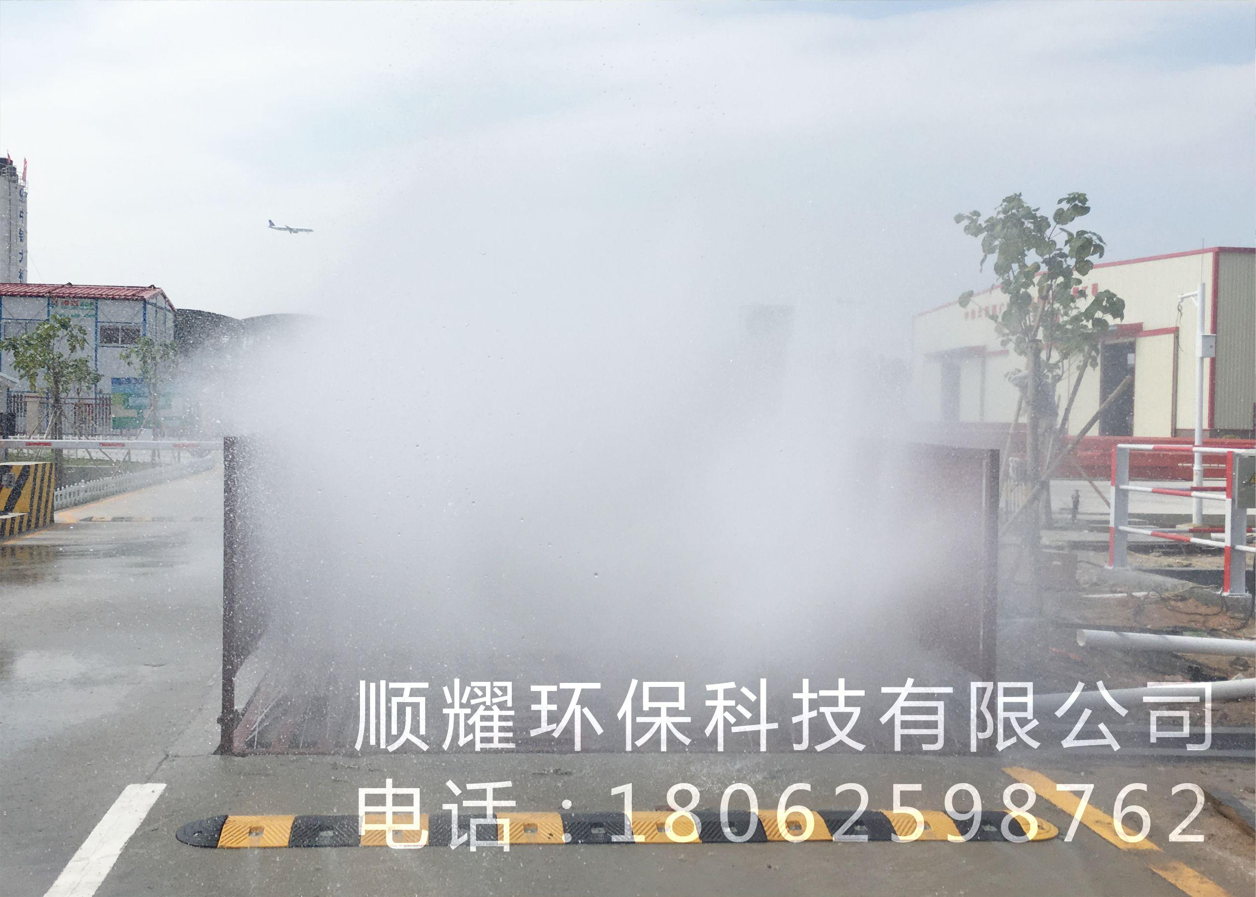 襄樊工地扬尘治理解决方案襄阳工地洗轮机价位