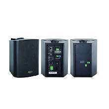 IP网络广播系统,2.4G网络音箱IP-9001S,音圣广播图片