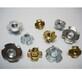 家具螺母、厂家供应家具直通内外牙螺丝、四爪螺母、铁板螺母