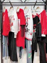 年轻时尚潮牌霓尚如歌春装折扣批发/广东女装货源图片