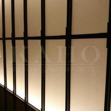 国家标准安全夹丝防爆玻璃_嘉颢夹丝玻璃防盗防砸防火图片