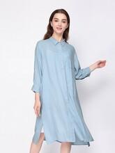 杭州简约时尚女装品牌艾沸女装厂家一手货源批发走份