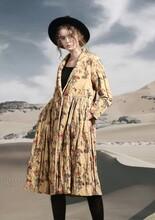 欧美文艺棉麻风品牌所一女装厂家直批一手货源支持小份发货