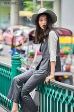 杭州轻奢时尚品牌迪卡轩女装正品厂家一手货源清仓走份