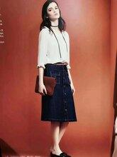 杭州女装品牌折扣货源厂家木茜格女装正品尾货货源渠道走份批发