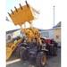 矿用装载机井下小铲车铁矿用的铲运机带水过滤带防滑链