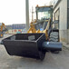 搅拌斗装载机价格装载机带搅拌斗搅拌混凝土的搅拌车厂家直销zzz