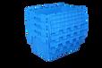 可插式周转箱塑料周转箱零件盒塑料零件盒物流箱生产厂家—青岛若贤
