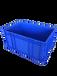 D型无盖物流箱颜色可定制-青岛若贤您的最佳选择