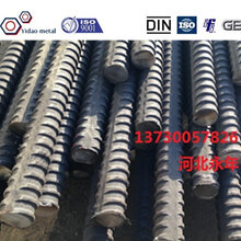 精轧螺纹钢材质PSB830高强度钢筋图片
