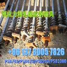 精轧螺母/精轧连接器/晓军紧固件/精轧螺纹钢
