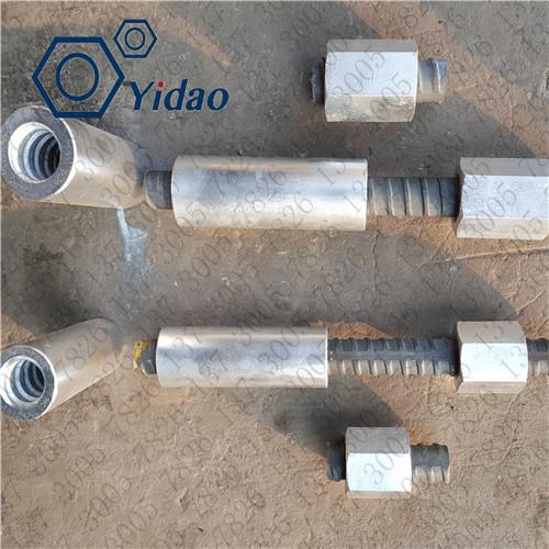 厂家销售精轧螺纹钢销售锚具精轧连接器材质加工各种规格