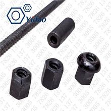 廠家精軋螺母連接精軋螺紋鋼螺母規格型號圖片