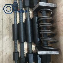 精軋螺紋鋼抗浮錨桿基坑定位器承載體M36等規格廠家