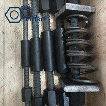 切割2532垫板连接器40PSB830精轧螺纹钢螺母垫板连接器图片