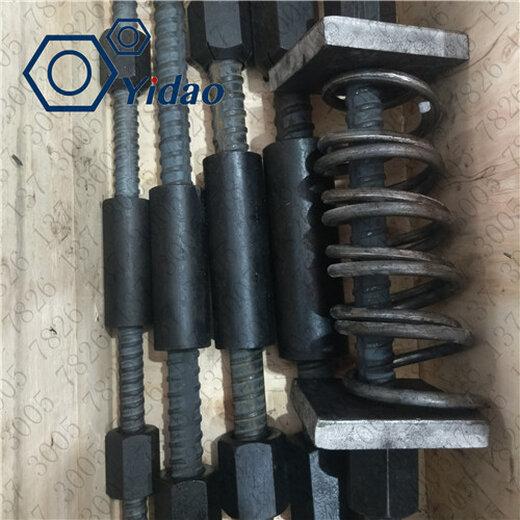psb500830精軋螺紋鋼930精軋螺紋鋼配件螺母墊板