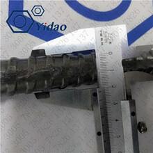 精軋螺紋鋼錨具精軋連接器用于錨桿連接材質圖片