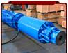 BQ卧式矿用隔爆型潜水泵BQ高压强排泵矿井抢险排潜污泵