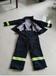 消防装备消防战斗服MKF-40-3消防灭火服消防头盔防化服